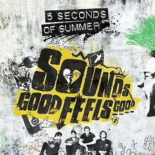 5 SECONDS OF SUMMER - SOUNDS GOOD FEELS GOOD (LIMITED DELUXE EDT.)  CD NEU