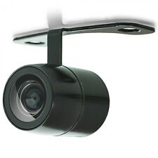 MINI COLOR REAR VIEW CAMERA 170° WATERPROOF DUST RESISTANT IP67 DISTANCE LINES