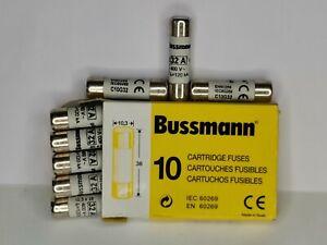 Bussmann 500V C10G32 32A 10*38mm Class IEC60269 Industrial Ferrule Fuse 10XNEW