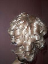 VINTAGE, 100% HUMAN HAIR, 3/4  WIG,