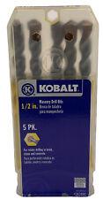 10 Kobalt 12 Masonry Drill Bitsfor Brick Stone Concrete10 Bits Total