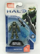 MEGA CONSTRUX HALO HEROES MASTER CHIEF MARK V ARMOR series 8 FVK24 , 24pcs