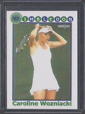 CAROLINE WOZNACKI 1/1 UNIQUE 2014 Wimbledon Card RARE Grand Slam CHAMPION #1