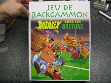 2007 Jeux De Backgammon Asterix Chez Les Bretons EDITIONS ATLAS 2662 015