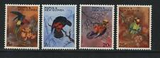 Mint Never Hinged/MNH Parrots Papua New Guinean Stamps