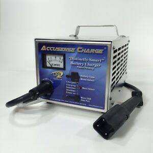 Yamaha Golf Cart Battery Charger 48V 17A Yamaha Drive or G29 - 2007 and Up