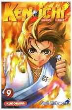 Ken Ichi Le Disciple Ultime tome 9 Shun Matsuena Shonen Kurokawa Kenichi Sport
