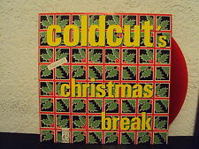 COLDCUT - Christmas break        ***rotes Vinyl***