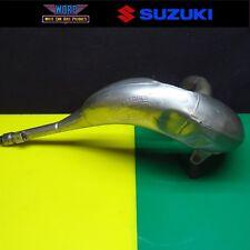 1998 Suzuki RM250 FMF Exhaust Pipe Expansion Chamber Muffler  96-00