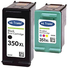 HP 350XL & 351XL Ink Cartridges for HP Photosmart C4480 Printers