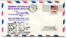 1978 Grumman Gulfstream II White Sands Missile Range Weitz Manson Bassham USA