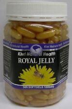 New Zealand Kiwi Natural Health Royal Jelly Capsules 1000mg (365 capsules)