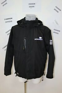Helly Hansen Workwear Manchester Shell Helly Tech Hooded Jacket sz Large