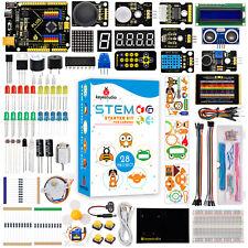 KEYESTUDIO Electronic Programming STEM Plus Board Starter Kit for Arduino DIY