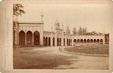 Kiobenhavn og Omegn ,Tivoli Bazar Cabinet  cdv  ALBUMEN 1880 Photographer Harboe