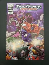 Transformers: Armada # 07 Dreamwave Comics 2003
