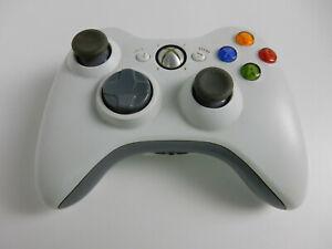 Original Xbox 360 Wirleless Controller - weiß + Batteriedeckel - Microsoft