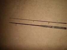 "Vintage Garcia Conolon 7567 Light Spinning 6'6"" Rod made in USA- 4-8lb test"