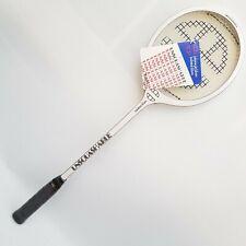 New Vintage Jahangir Khan Rahmat Khan Unsquashable Squash Racket White