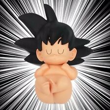 Anime Dragon Ball Z DBZ Childhood Son Goku Sleeping PVC Figure Model Toy Gift