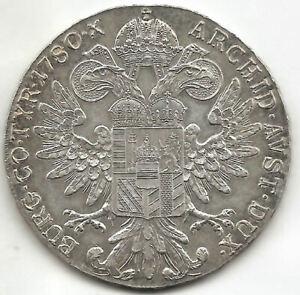Austria Thaler 1780 (1915) Silver @@Without Circular@@