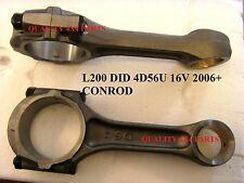 mitsubishi L200  Engine 4D56 2.5 DiD KB4T 16V 06+ Crankshaft Piston CONROD NEW
