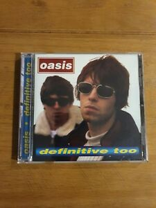 Oasis Definitive Too Cd
