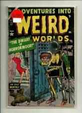 ADVENTURES INTO WEIRD WORLDS #27