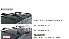 BARRE PORTATUTTO PER CHEVROLET CAPTIVA 2011