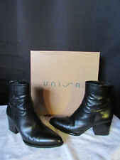 boots/bottines  unisa cuir noir 36