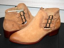 FRYE RAY BELTED BOOTIE US 7.5 Woman's Ankle Boot