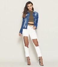 Manteaux et vestes bleu coton taille S pour femme
