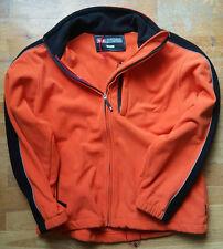 First B Skijacke--Größe L(Gr. 54)---orange/schwarz----guter Zustand