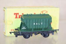 More details for triang t279 tt gauge br green presflow salt hopper wagon 888185 boxed