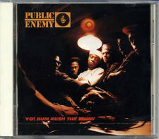 PUBLIC ENEMY Yo! Bum Rush The Show JAPAN 1st Press 1987 CD 32DP691 3200yen RARE