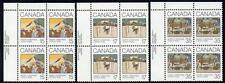 CANADA MNH 1980 Christmas Block of 4