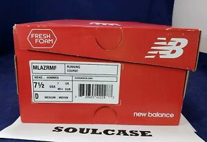 New Balance Men's Fresh Foam Lazr Sport Shoes Grey Gray 7.5 Medium