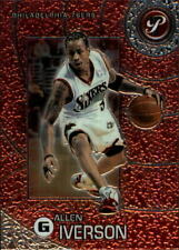 2002-03 Topps Pristine #11 Allen Iverson - NM-MT