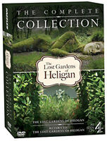 The Lost Gardens of Heligan - Complete Collection DVD (2014) Vivianne Howard