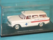 SIMCA MARLY BREAK AMBULANCE Municipale ELIGOR  1/43