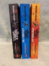 Hunger Games Book Trilogy