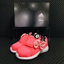 Adidas X Disney Toddler Girls Minnie Mouse Pink  Sneakers