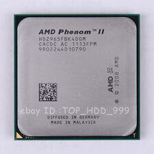 AMD Phenom II X4 965 HDZ965FBK4DGM Socket AM3 3.4 GHz 667 MHz CPU Processor