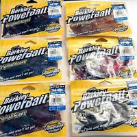 Berkley PowerBait Beast Soft Fishing Lure Choice of Color ( One Package )