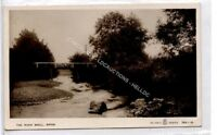(Le4113-477) RP, River Skell, Ripon 1910  Used G-VG