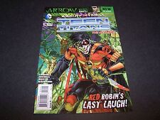 TEEN TITANS #16 BATMAN DEATH OF THE FAMILY TIE IN RETURN OF THE JOKER DC NEW 52
