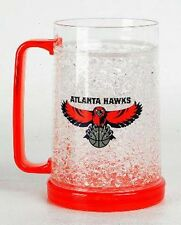 NBA, 16oz Crystal Freezer Mug, Atlanta Hawks, NEW