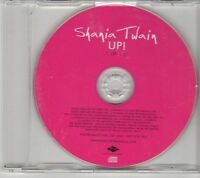 (DY734) Shania Twain, Up! - 2003 DJ CD