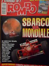Auto & Sport ROMBO 28 1997 con inserto SPECIALE PORSCHE Carrera 911 e Boxster