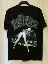 La vida rápida distribución Camiseta-Killer ~ Tamaño: M ~ Color: Negro * Excelente Estado